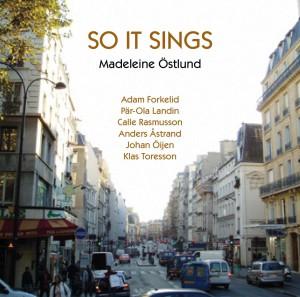 Frontsida So it sings